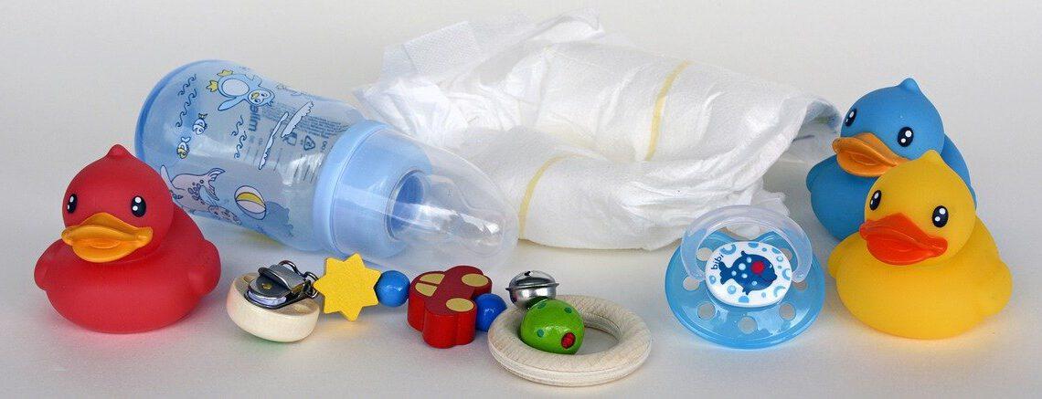 Wasbare luiers zijn beter voor je baby.